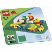 LEGO DUPLO My First (2304). Base verde