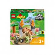 Lego duplo 10939- Fuga del T. rex