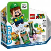 Lego super Mario- avventure di Luigi 71387