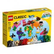 LEGO Classic Giro del mondo (11015)