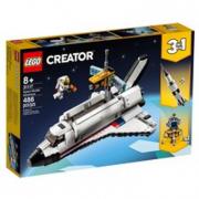 LEGO Creator 31117- Avventura dello Space Shuttle