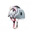Zebra casco crazy safety