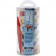 Foam Clay® Wolkenschleim Metallic-Set 6 barattoli da 14g