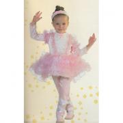 Prima ballerina costume 2/3 anni