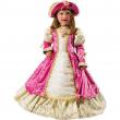 Piccola lady costume 2/3 anni