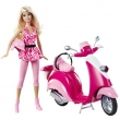Barbie Glam Scooter