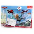 Puzzle Maxi Planes con lato da colorare 30 pezzi