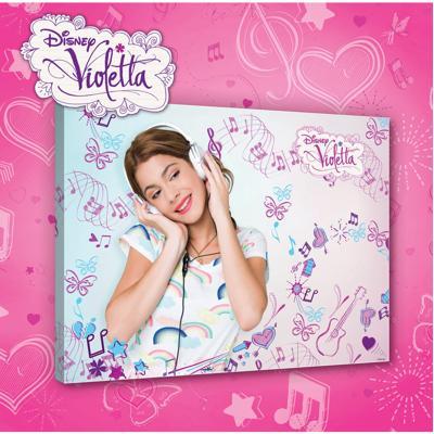 Quadro tela Violetta
