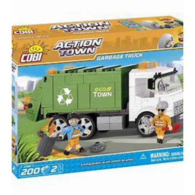 Camion Nettezza Urbana costruzione 200 pezzi