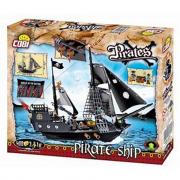 Galeone Pirata costruzione