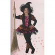 Evandra the witch costume 5/6 anni