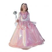 Petalo di rosa costume 5/6 anni