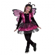 Butterfly costume 9/10 anni
