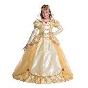 Principessa Sophie costume 3/4 anni