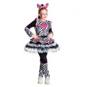Miss Zebra costume