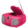 Stereo Radio CD rosa