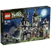 """9468 Lego Monster Fighters """"Il castello del vampiro"""" 9-14 anni"""