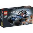 42010 Lego Technic Fuoristrada da corsa 7-14 anni