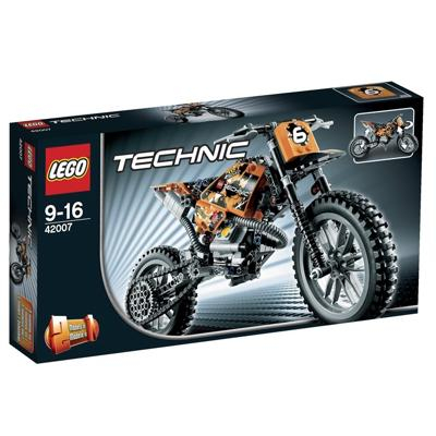 42007 Lego Technic Moto da cross 9-16 anni
