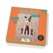 Mosaico cane
