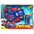 Auto Spiderman con personaggio