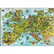 Puzzle Dragoni d'Europa 4000 pezzi