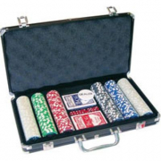 Valigetta Set Poker 300 fiches