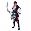 Costume Piratessa tg. 7/8 anni