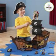 Nave dei pirati in legno kidkraft