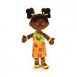 Bambola pezza africana Jamila cm. 30 Trudi