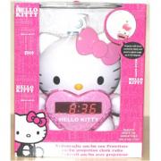 Radiosveglia AM/FM con proiettore Hello Kitty