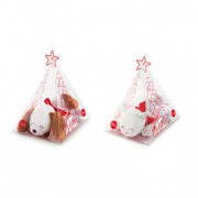Sweet Collection Cucciolo Natale cm. 9