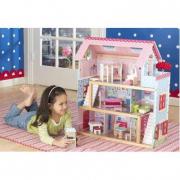 "Casa delle bambole ""Villa"" in legno Roba Baumann"