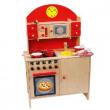 Cucina in legno Beluga per bambini