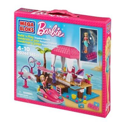 MegaBloks Barbie Avventure con i Delfini 4+