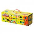 Play Doh valigetta 24 barattoli colorati