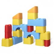 Grandi blocchi ecologici Green Toys