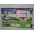 Canestro basket con rete e tabellone+palla