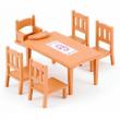 Tavolo e sedie Sylvanian Families