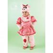 Costume Piggy 2/3 anni