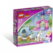 6153 Lego Duplo Carrozza di Cenerentola