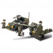 Jeep e cannone anticarri