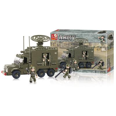 Camion radar