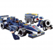 Sluban F1 Auto da Corsa Blu
