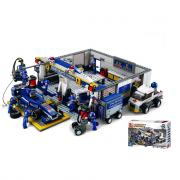 Box formula 1, 741 pezzi B0356