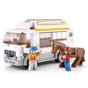 Camion trasporto cavalli