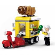 Moto chiosco degli hot dog B0565