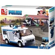 Costruzioni Polizia Serie Prigioniero Transporter