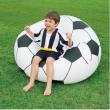 Poltrona gonfiabile design pallone