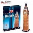 CubicFun 3D Puzzle - Big Ben 47 PZ